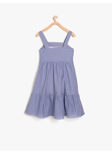 Koton Kids Elbise Lacivert